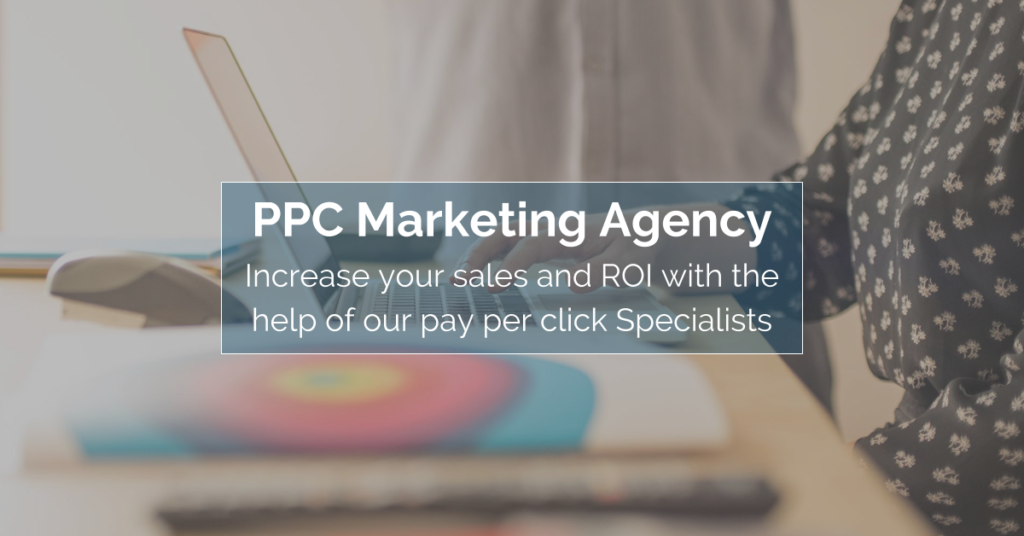 PPC marketing agency