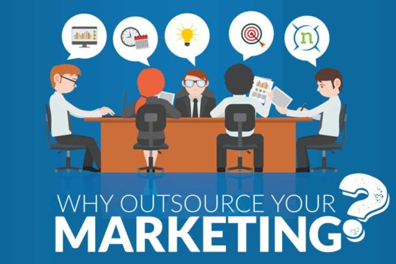 outsource marketing job
